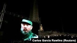 Komemoracija na Trgu revolucije u Havani
