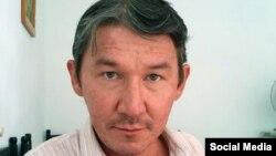 Сид Янышев, өзбекстандық тәуелсіз журналист.
