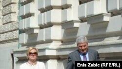 Nevenka Jurak i Mladen Barišić, foto: Enis Zebić