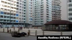 Bakı şəhəri, yeni yaşayış binası