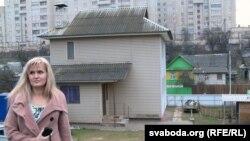 Участак, на якім стаіць дом Мальцавых, знаходзіцца на схіле