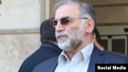 Mohsen Fakhrizadeh, the Iranian nuclear scientist killed in an attack outside Tehran