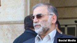 Iранскі навуковец-ядзернік Махсэн Фахрызадэ