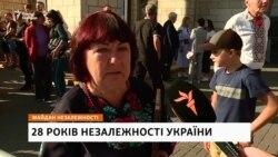 «Розтоптали мою душу». Мати загиблого «айдарівця» не пустили на офіційне святкування Дня Незалежності