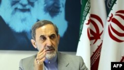 """Former Foreign Minister Ali Akbar Velayati (in file photo) added that Supreme Leader Ayatollah Ali Khamenei's """"commands"""" are the final word in Iran."""