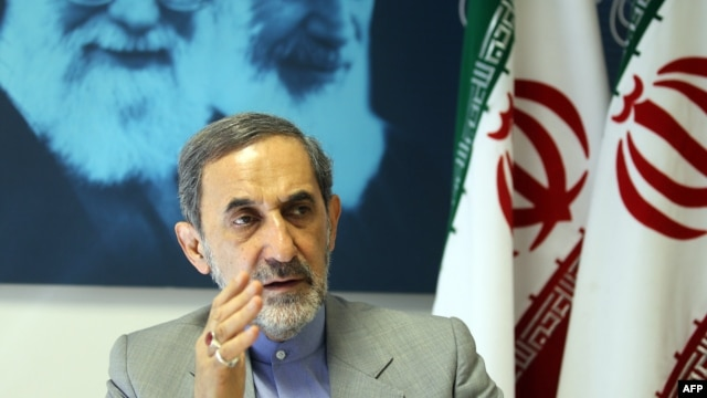 "Former Foreign Minister Ali Akbar Velayati (in file photo) added that Supreme Leader Ayatollah Ali Khamenei's ""commands"" are the final word in Iran."