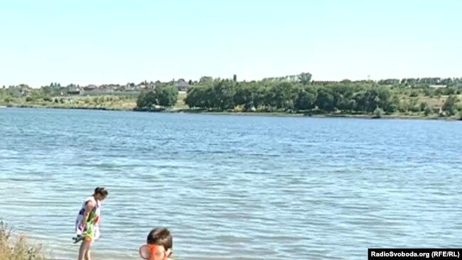 Одне з найпопулярніших місць відпочинку серед донеччан – ставок «Кірша»