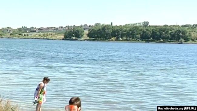 Одно из самых популярных мест отдыха среди дончан – пруд «Кирша»