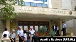 Nəsimi rayon Məhkəməsi