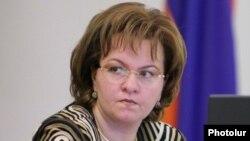 Armenia - Deputy parliament speaker Arevik Petrosian.