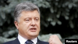 Ukrainian President Petro Poroshenko has proposed changes to the country's constitution to give broader power's to Ukraine's regions.