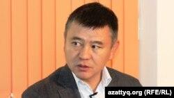 Kazakhstan - Muktar Taizhan. Almaty, 20Nov2013