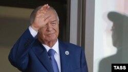 Президент Узбекистана Ислама Каримов