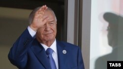 Islam Karimov has been president since Uzbekistan became independent in 1991 and for most it is now difficult to imagine life without him at the helm. (file photo)