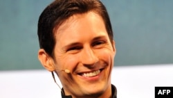 پاول دورف، مدیر تلگرام
