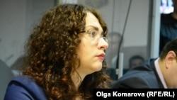 Оксана Соколовська, архівне фото