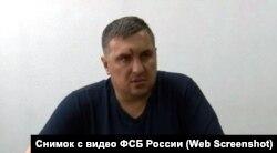 Евгений Панов, арестованный ФСБ России по делу «крымских диверсантов»