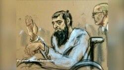 Саипов в суде заявил, что не раскаивается и попросил повесить у него в палате флаг ИГИЛ