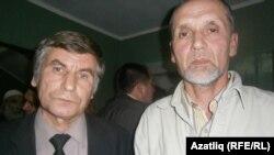 Фәрит Зәкиев (с) һәм Ринат Нургалиев