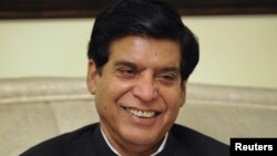 Kryeministri i Pakistanit, Raja Pervez Ashraf.