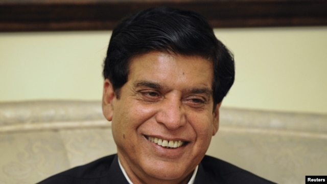 Outgoing Pakistani Prime Minister Raja Pervez Ashraf has claimed a victory for democracy.
