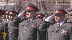 Հայաստանում նշվեց ոստիկանության օրը