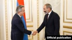 Լուսանկարը՝ ՀՀ վարչապետի պաշտոնական կայքէջից