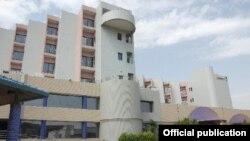 Отель Radisson Blu в столице Мали - Бамако.