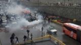 تهران - اعتراضات آیانماه