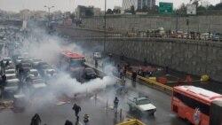ادامه بازداشت معترضان آبان ماه در ایران از سوی نیروهای امنیتی