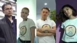 Авторы казахстанского вебкомикса Le Shapalaque.
