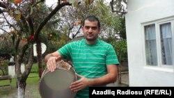 Kənd musiqiçisi Elməddin Məmmədov