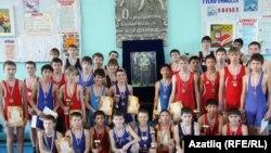Фәрит Телетаев истәлегенә багышланган турнирда җиңүчеләр