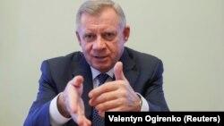 Глава Национального банка Украины Яков Смолий