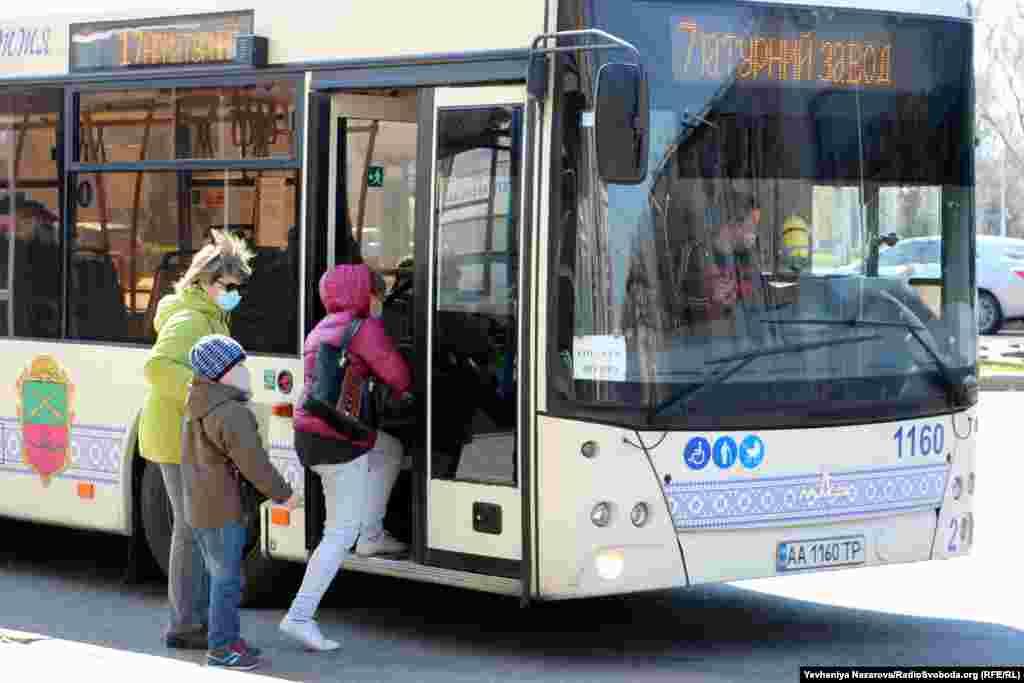 Штраф за порушення вимог карантину в громадському транспорті – 17 тисяч гривень