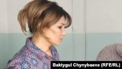 Нурхан Жумабаева.