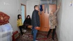 """Жители общежития в Кызылорде и """"невыносимые условия"""""""