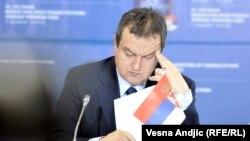 Verbalne strele ka Makedoniji i Crnoj Gori: Ivica Dačić