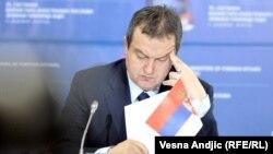 Srbija pogrešila što je priznala Makedoniju pod njenim ustavnim imenom: Ivica Dačić