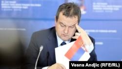 Ivica Dačić: O merama protiv Živaljevića nije bilo govora