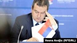 Ivica Dačić je je jednom već bio na čelu naprednjačko-socijalističke vlade
