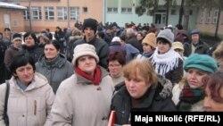 Obespravljeni radnici u BiH, arhivska fotografija