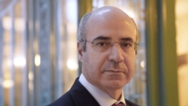 Hermitage Capital Management CEO Bill Browder