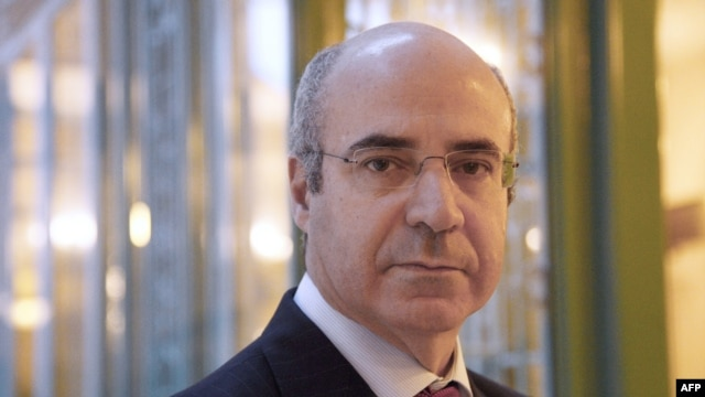 Hermitage Capital investment fund CEO William Browder (file photo)