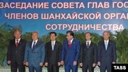 Шанхай ҳамкорлик ташкилоти давлат раҳбарлари Кенгаши, Душанбе ш., 2008 йил 28 август.