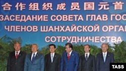 Russia has promoted the Shanghai Cooperation Organization as a regional actor.
