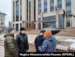 Александр Царевский с вкладчиками