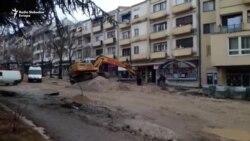 Severna Mitrovica: Radovi na novoj konstrukciji