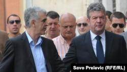 Rajko Kuljača pred sudom u Podgorici, 5. jun 2012.