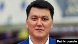 Казахстанский политик Ерлан Карин.
